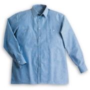 Camicia oxford manica lunga AL/002