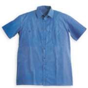 Camicia tela manica corta AL/007